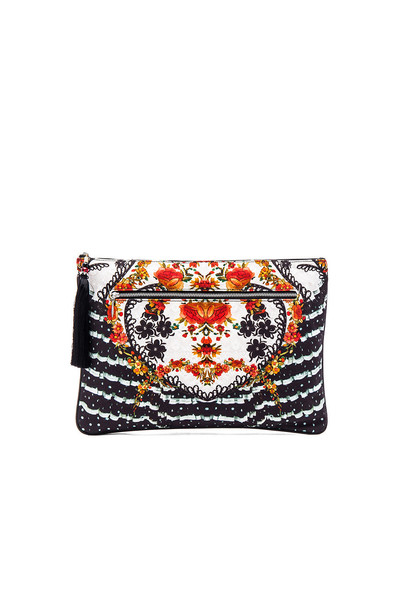 Camilla clutch black