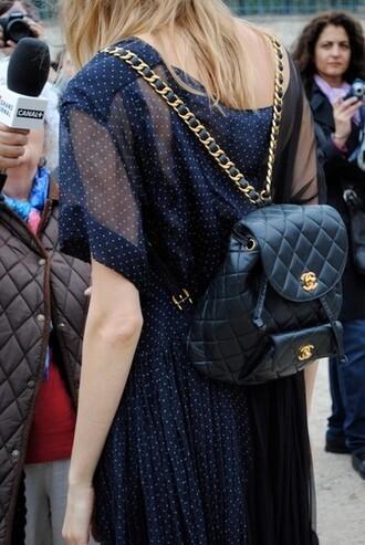bag black bag cocochanel quilted bag