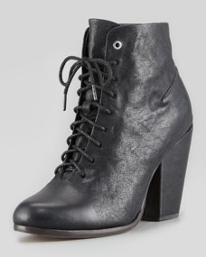 Up ankle boot