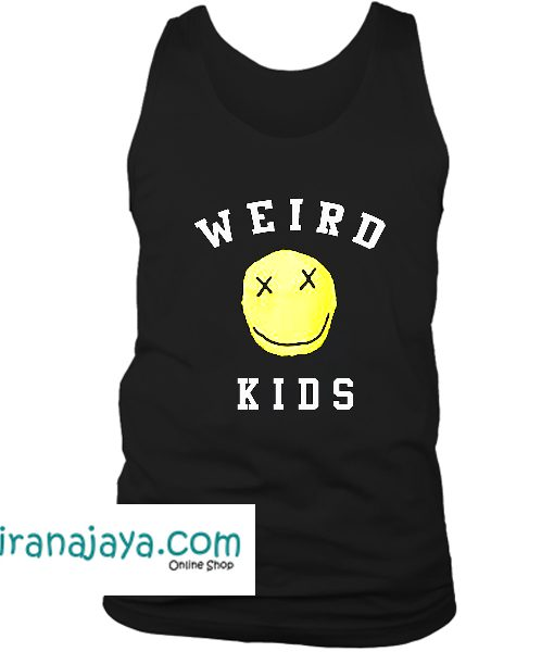 Weird Kids Tanktop – Kirana Jaya