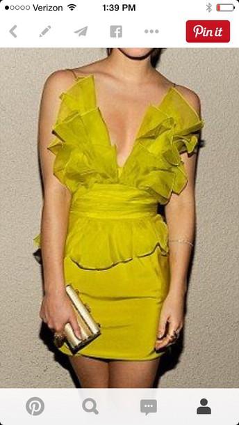 dress celebrity dress 2014