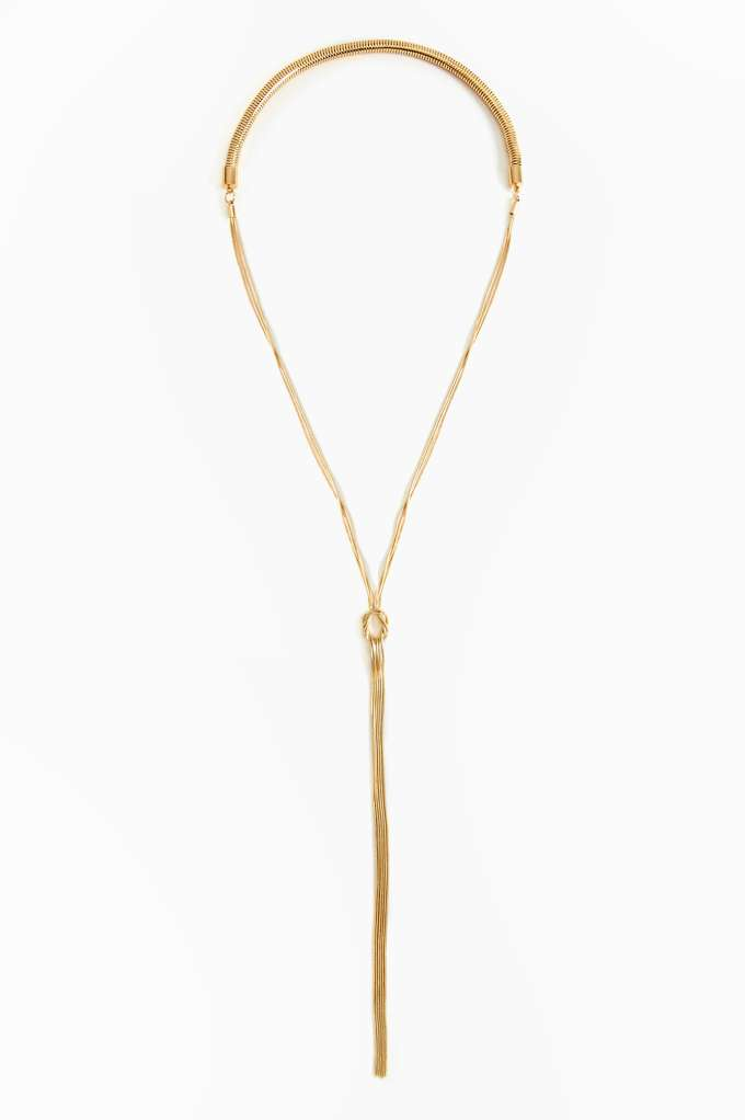 Alter Ego Necklace in  Accessories at Nasty Gal
