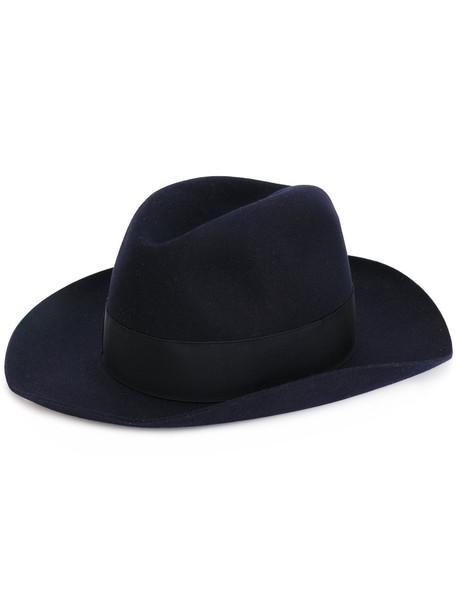 cowboy hat classic hat blue