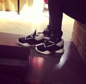 shoes,rick owens,adidas