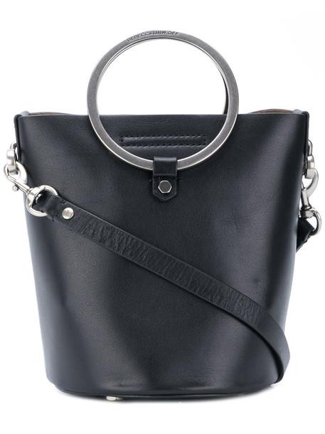 Rebecca Minkoff women bag leather black