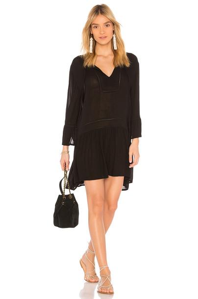 Vix Swimwear dress black