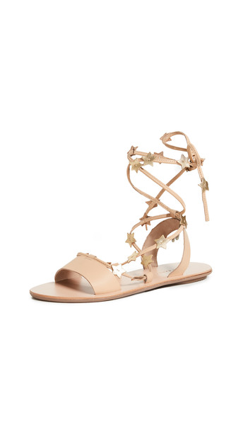 Loeffler Randall Starla Sandals in gold