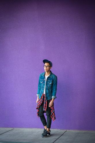 closet freaks blogger jacket t-shirt jeans hipster menswear menswear