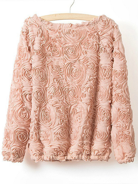 Gatha rose sweater