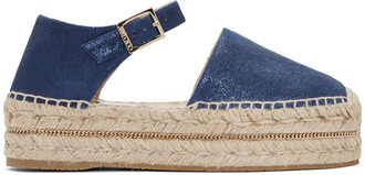 espadrilles navy shoes