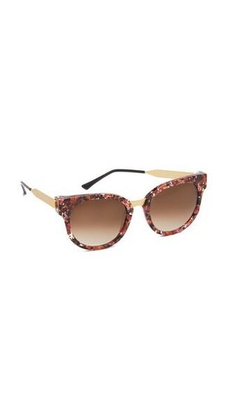 sunglasses purple grey