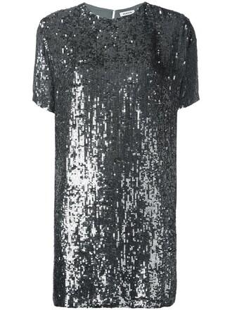dress women grey