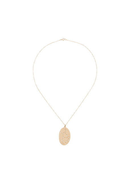Brooke Gregson women necklace gold grey metallic jewels