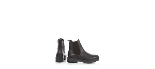 3a6f446558d5 chelsea boots chelsea ankle boots chunky chunky sole chelsea black boots  boots flat boots