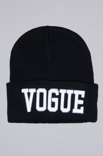 Vogue Beanie | Mad Lady