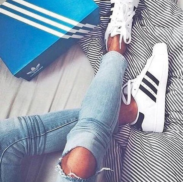 jeans shoes adidas shoes adidas black and white adidas