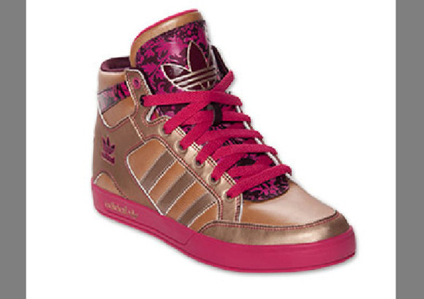 buy rose gold adidas