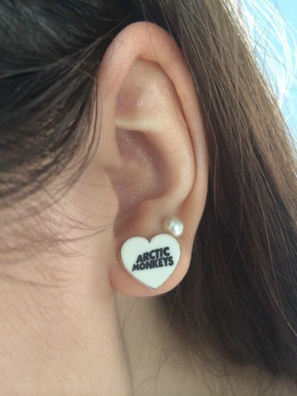 jewels earings arctic monkeys