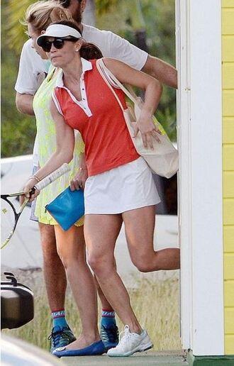 dress sneakers top sportswear tennis skirt pippa middleton