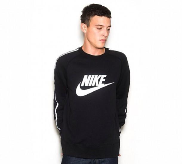 sweater black hooie