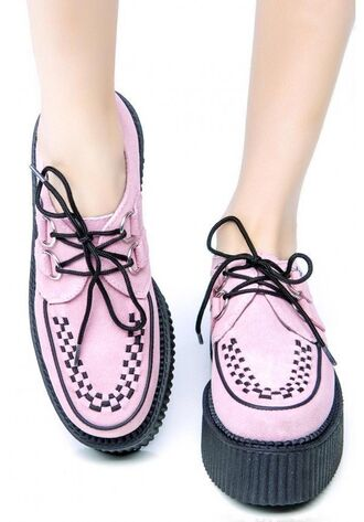 shoes creepers pink pale pink tuk shoes tuk creepers tuk pink mondo creepers mondo creepers kawaii kawaii shoes pastel creepers kawaii creepers