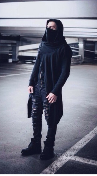 streetstyle street goth goth goth hipster ninja help me to find