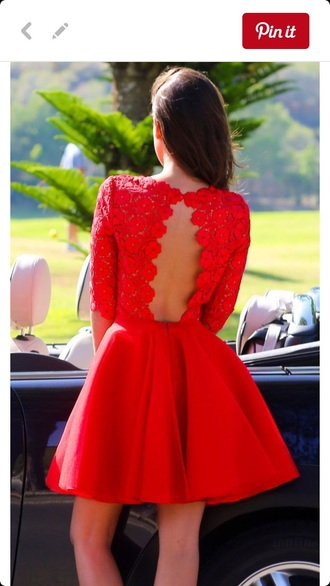 dress red dress red prom dress prom floral dress cute love nail accessories pajamas