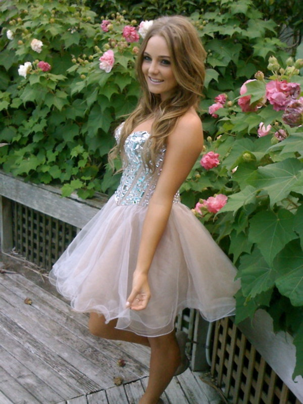 formal dress dress prom dress pink dress nude dress