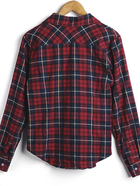 Plaida flannel shirt