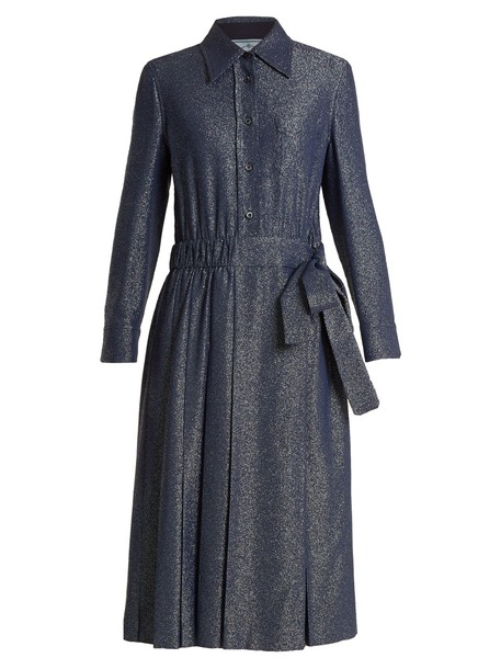 Prada dress navy