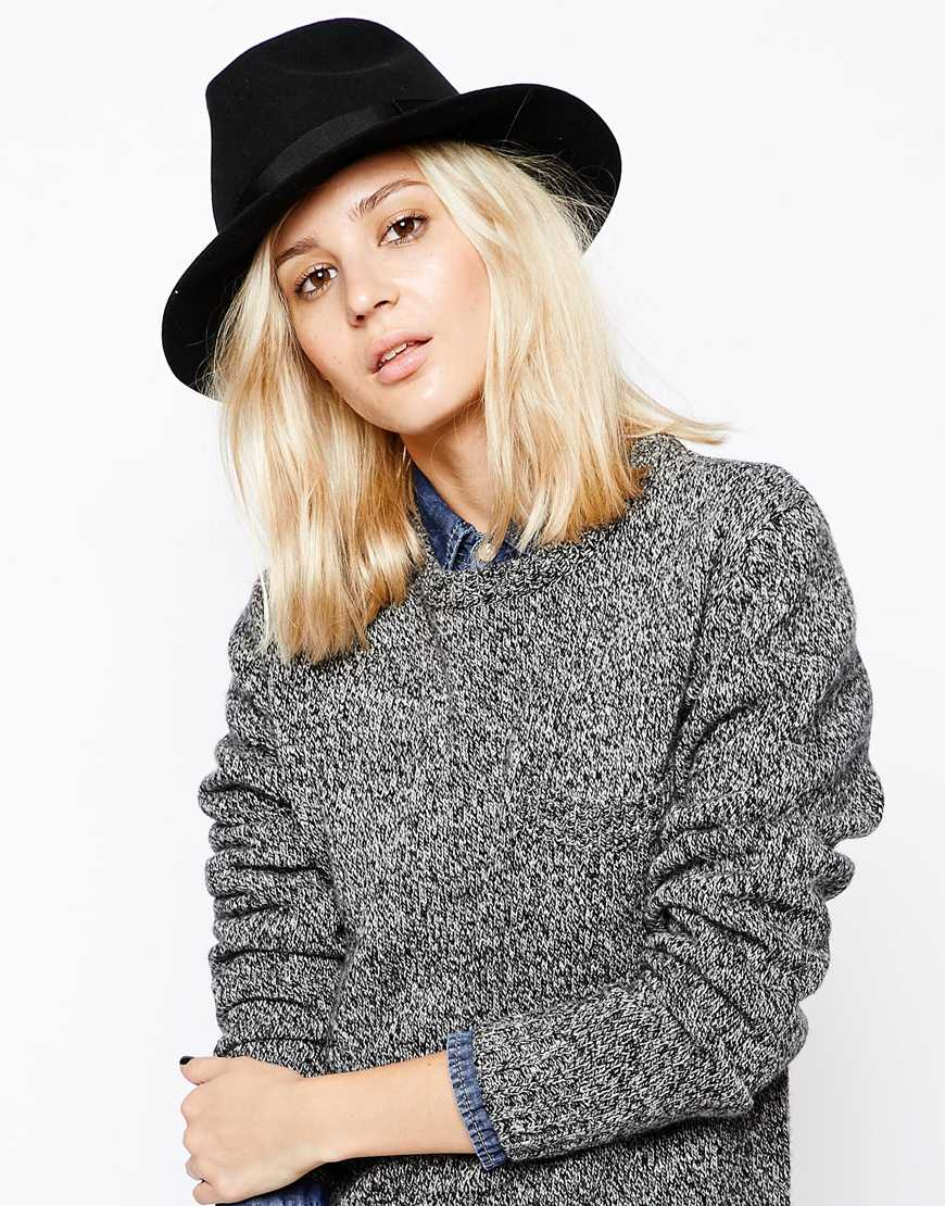 Christy's chepstow wool hat at asos.com
