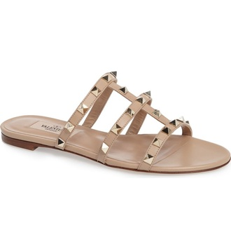 shoes nude valentino sandals