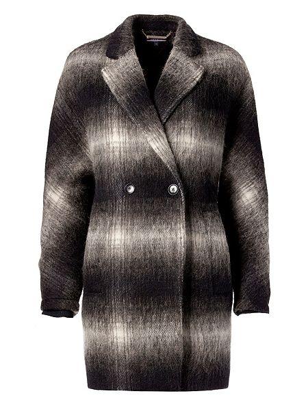 Yva cocoon coat
