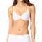 Only hearts second skins underwire bra - white