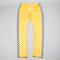 Eptm track pants yellow checker