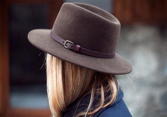 brown hat indiana jones hat fedora