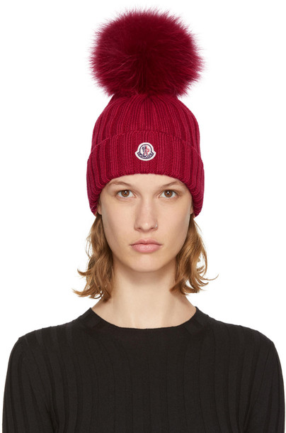 7ce02fc5f84 hat from Moncler sold on for  335 at ssense.com - Wheretoget