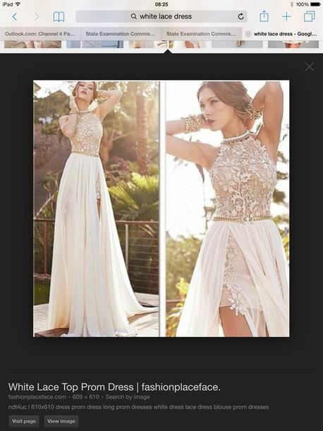 dress maxi prom dress