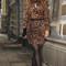 Leopard club dress