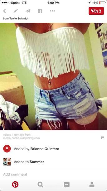 top shorts
