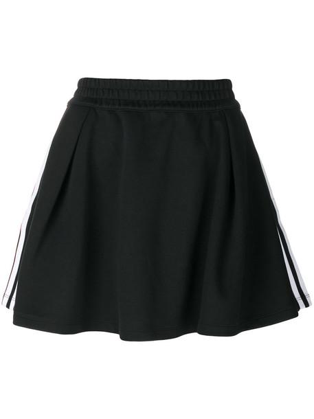 Adidas skirt pleated women cotton black