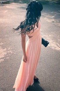 dress maxi dress pink maxi dress cut out dress