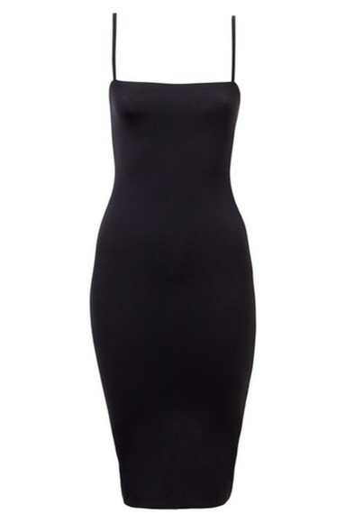 dress fitted dress black dresses