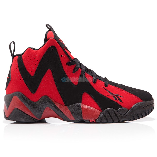 Reebok Kamikaze II (2) Mid Flash Red