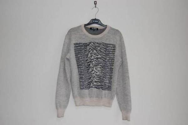 oversized sweater joy division
