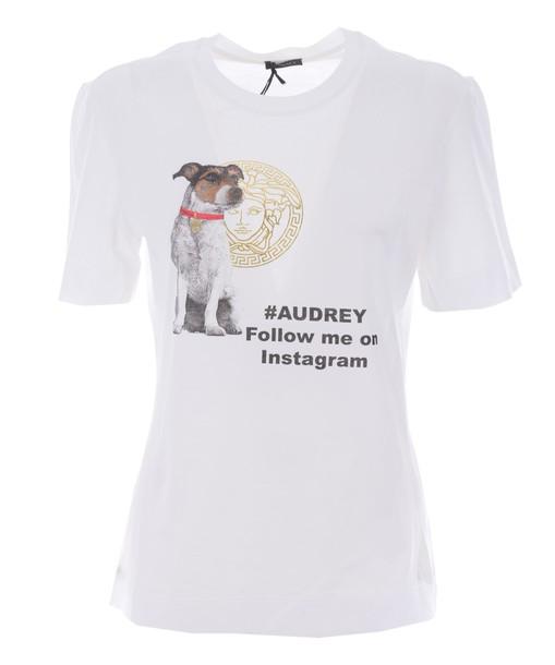 VERSACE t-shirt shirt t-shirt top