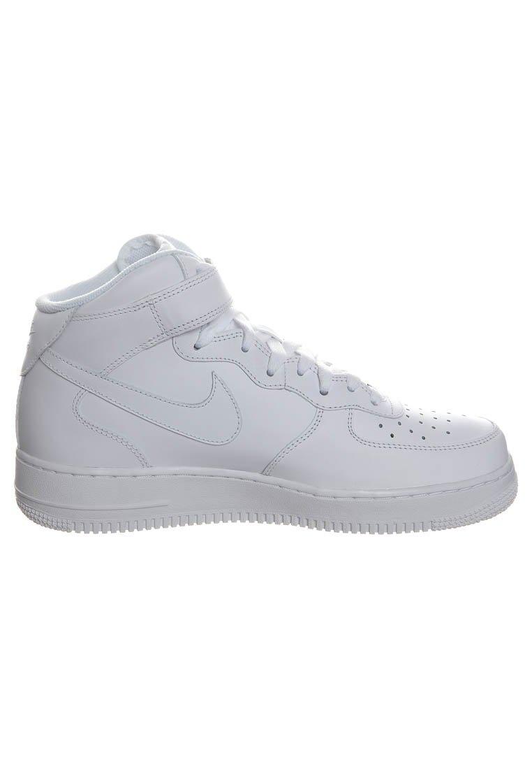 Nike Sportswear AIR FORCE 1 MID '07 - Sneakers alte - bianco - Zalando.it