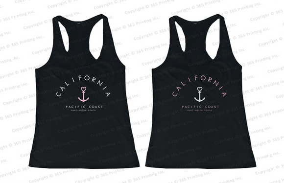 anchor print anchor anchor shirt anchor print top bff tank tops matching tank tops matching tank tops for bff california top california summer fun beach california tank tops california paradise love tank top california paradise cove california pacific coast huntington beach anchor design summer tank tops beach tank tops beach beach clothes