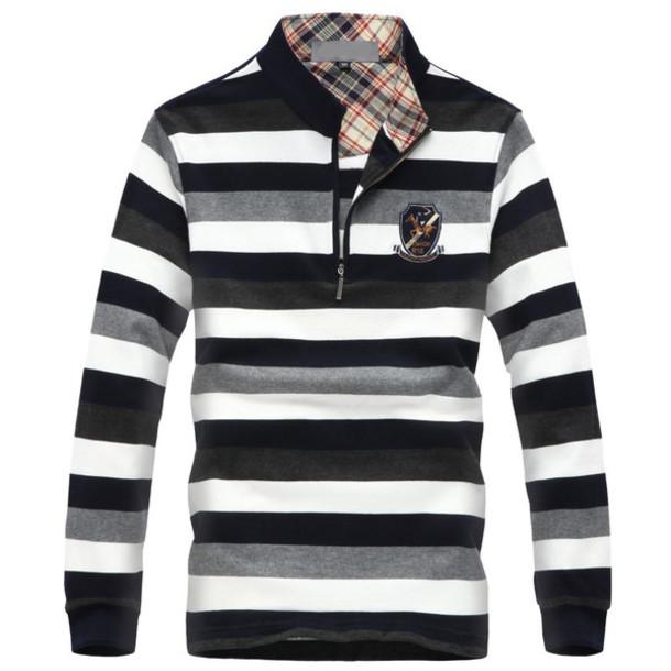 shirt sweater boy menswear fashion