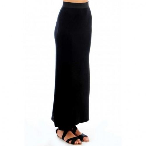 Long maxi bodycon pencil skirt